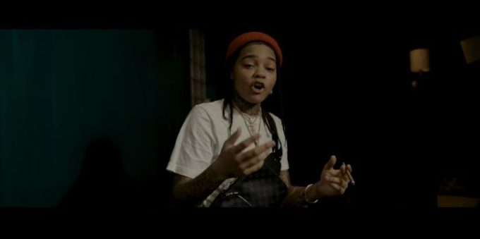 New Video Young M.A. - I Get The Bag (Freestyle)