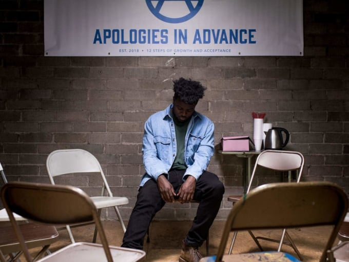 Stream Sylvan LaCue's New Apologies In Advance Album