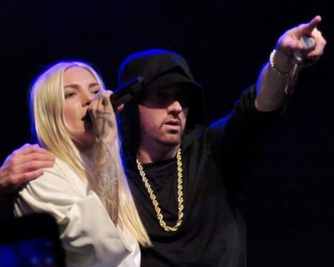 Watch Eminem Performed at Citi Sound Vault in Irving Plaza, NYC (Full Show)