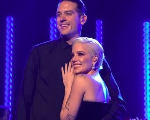 Watch G-Eazy & Halsey Perform Him & I on Saturday Night Live