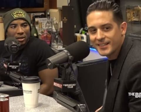 Watch G-Eazy's Interview on The Breakfast Club