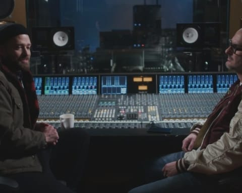 Watch Justin Timberlake's Interview with Zane Lowe on Radio 1