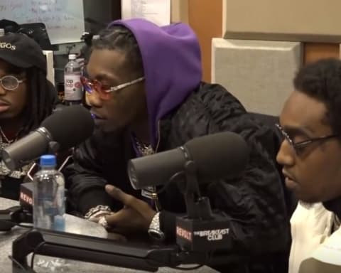 Watch Migos' Interview With The Breakfast Club
