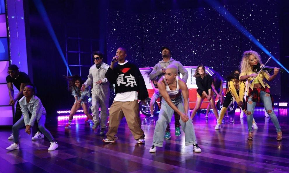 Watch N.E.R.D. Perform 'Lemon' on The Ellen Show