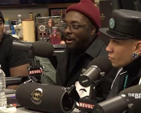 Watch The Black Eyed Peas' Interview on The Breakfast Club