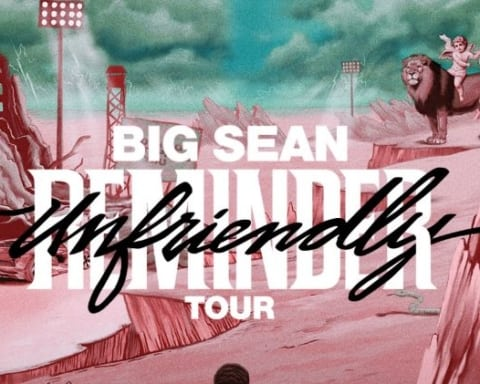 Big Sean Announces Unfriendly Reminder Tour
