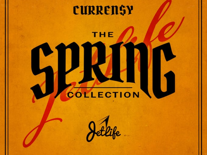 Currensy - The Spring Collection Project