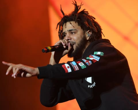 J. Cole To Headline Texas Festival JMBLYA