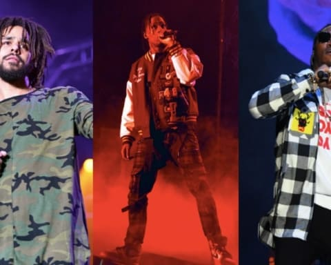 J. Cole, Travis Scott & Future To Headline Rolling Loud 2018