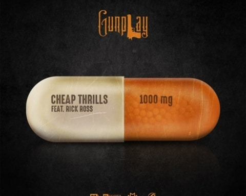 New Music Gunplay (Ft. Rick Ross) - Cheap Thrills