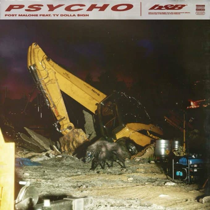 New Music Post Malone (Ft. Ty Dolla Sign) - Psycho