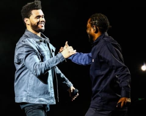 New Music The Weeknd & Kendrick Lamar - Pray For Me