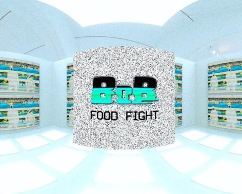 New Video B.o.B - Food Fight