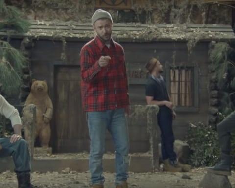 New Video Justin Timberlake - Man of the Woods