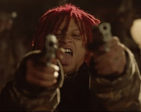 New Video Trippie Redd (Ft. Travis Scott) - Dark Knight Dummo
