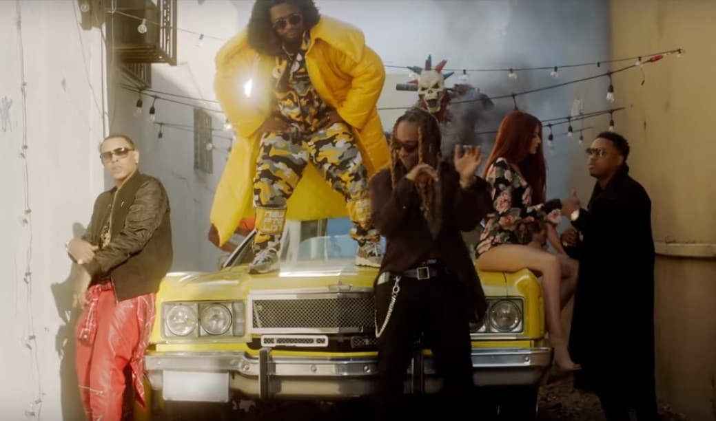 New Video Zaytoven (Ft. Ty Dolla Sign, Jeremih & OJ da Juiceman) - What You Think