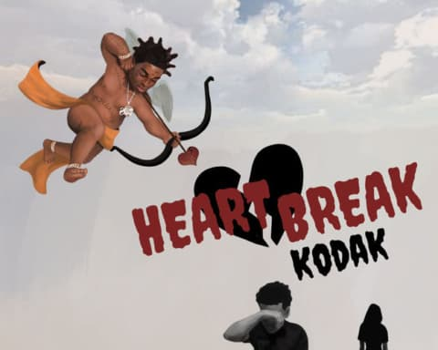 Stream Kodak Black's New Heart Break Kodak Project