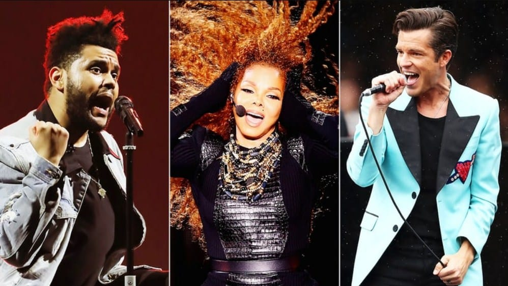 The Weeknd, Janet Jackson & The Killers To Headline Panorama Fest 2018