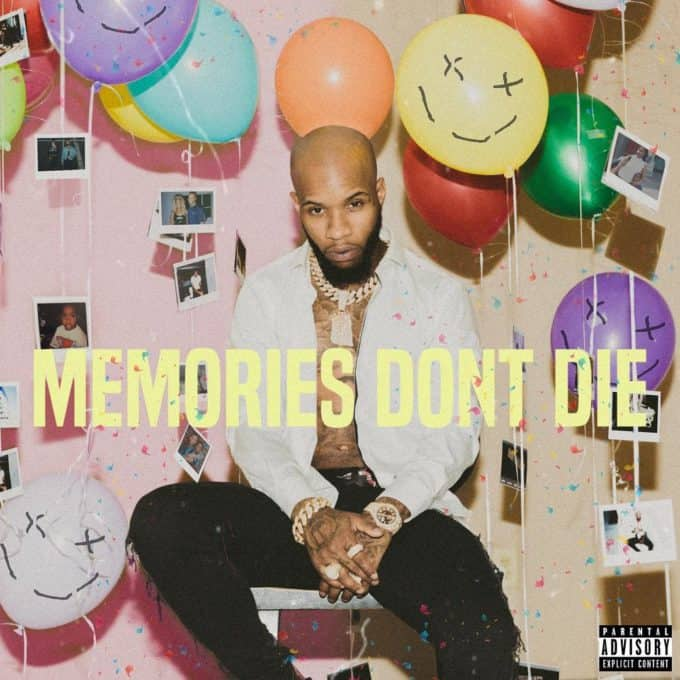 Tory Lanez Reveals Memories Don't Die Cover Art & Tracklist