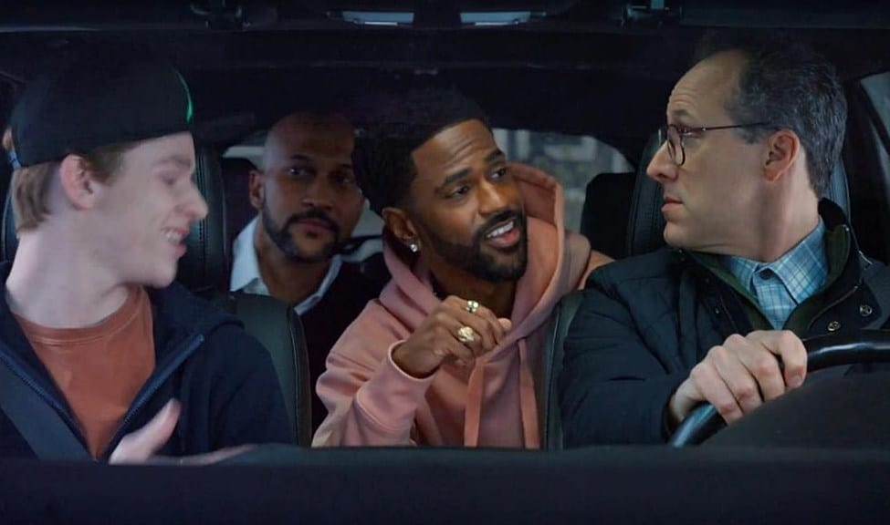 Watch Big Sean Stars In Quicken Loans' Super Bowl 52 Commercial