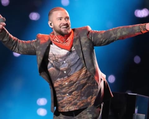 Watch Justin Timberlake perform at Super Bowl Halftime Show