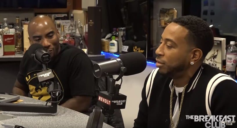 Watch Ludacris Interview with The Breakfast Club