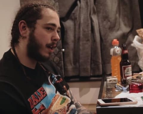 Watch Post Malone's Interview with Montreality