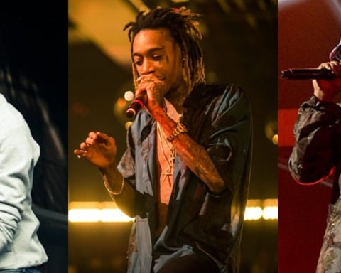Wiz Khalifa, ScHoolboy Q & Kid Cudi To Headline Smokers Club Fest