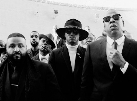 DJ Khaled Reveals Upcoming Album Title, Featuring Jay-Z, Beyonce and Future