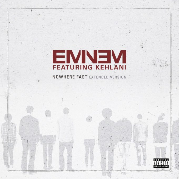 Listen To Extended Version of Eminem's Nowhere Fast featuring Kehlani