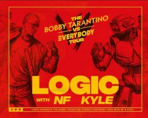 Logic Announces 'Bobby Tarantino Vs. Everybody' Tour