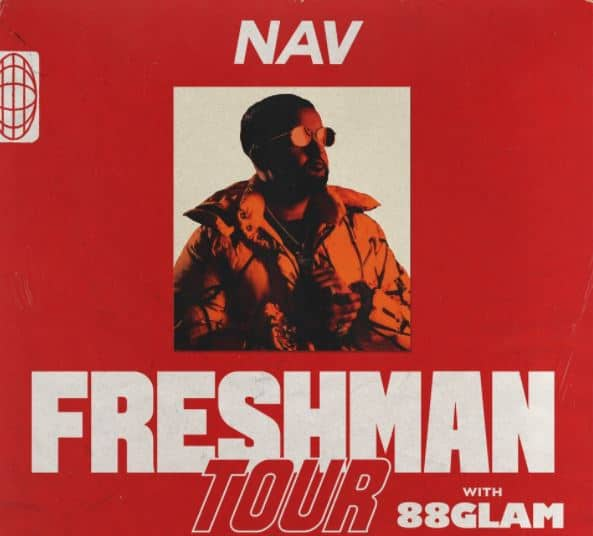 NAV Announces 'Freshman Tour' & New Single 'Freshman List'