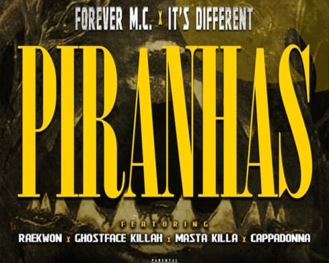 New Music Forever M.C. (Ft. Wu-Tang Clan) - Piranhas