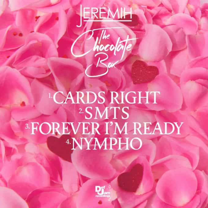 New Music Jeremih - Forever I'm Ready