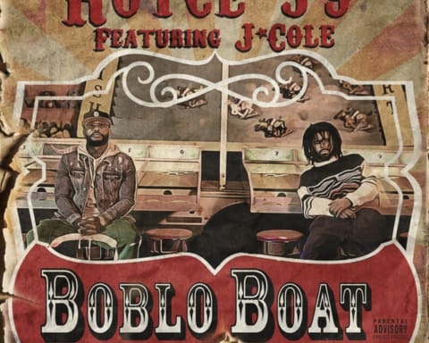 New Music Royce Da 5'9 (Ft. J. Cole) - Boblo Boat
