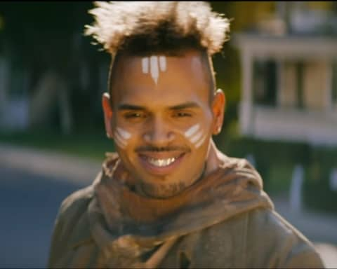 New Video Chris Brown - Tempo