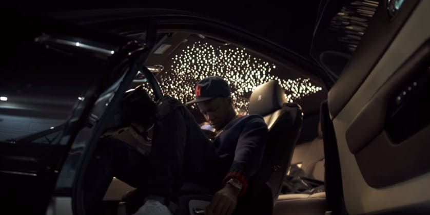 New Video Currensy - Game On Freeze