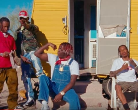 New Video Lil Yachty - Count Me In