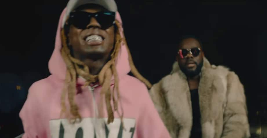 New Video Maître Gims (Ft. Lil Wayne & French Montana) - Corazon
