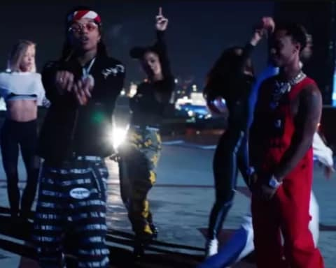 New Video Rae Sremmurd (Ft. Juicy J) - Powerglide