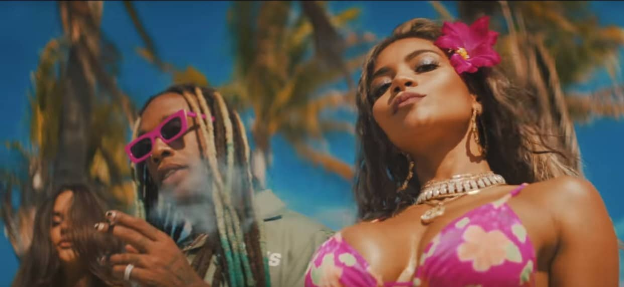 New Video Ty Dolla Sign (Ft. Gucci Mane & Quavo) - Pineapple