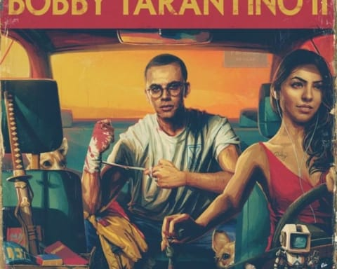 Stream Logic's New 'Bobby Tarantino II' Mixtape