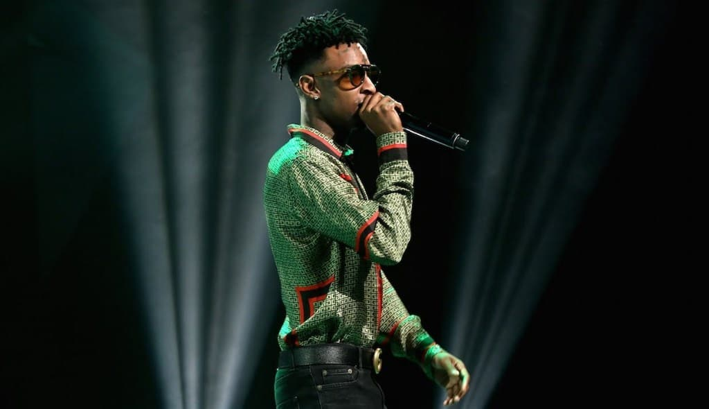Watch 21 Savage Performs Bank Account on The Ellen Show