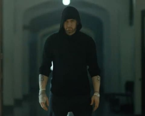 Watch Eminem Drops 'Framed' Official Video Trailer