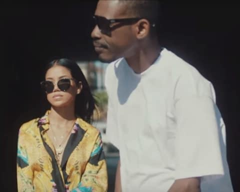 Watch Jhene Aiko Drops Two Videos for Never Call Me Feat. Kurupt