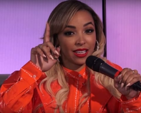 Watch Tinashe Talks Upcoming Album 'Joyride' And More on Hot 97