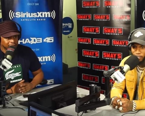 Watch Tory Lanez' 5 Fingers of Death Freestyle on Sway In The Morning