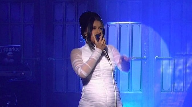 Cardi B Performs On Saturday Night Live, Confirms Pregnancy