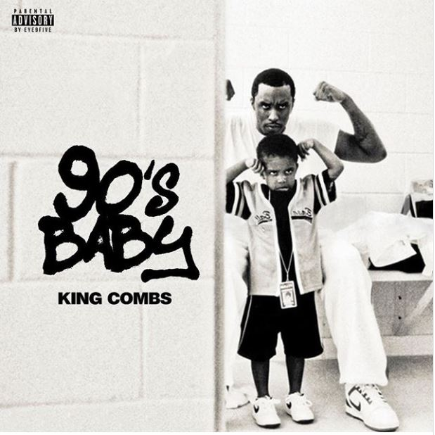 Diddy's Son King Combs Releases Debut Mixtape '90s Baby'