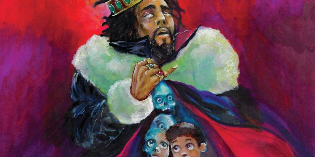 J. Cole's New Album 'KOD' Breaks Spotify & Apple Music's First Day Streaming Record